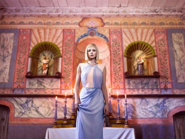 Carey Mulligan pose pour Flaunt.