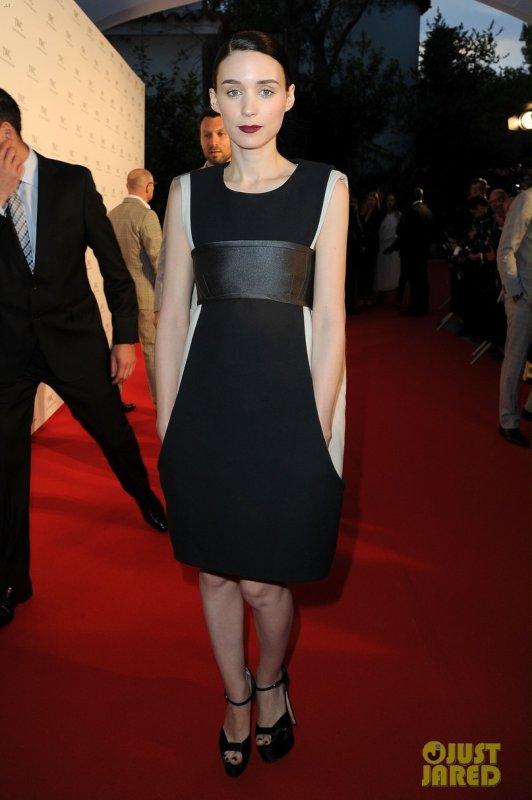Rooney Mara au festival de Cannes.