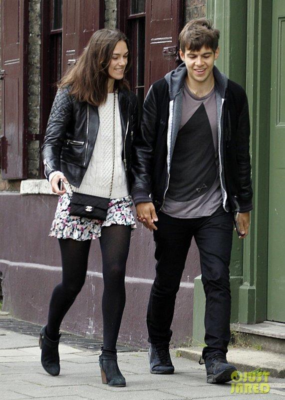 Keira Knightley de sortie avec son mari. Londres