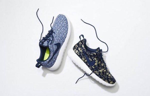Nike x Liberty London
