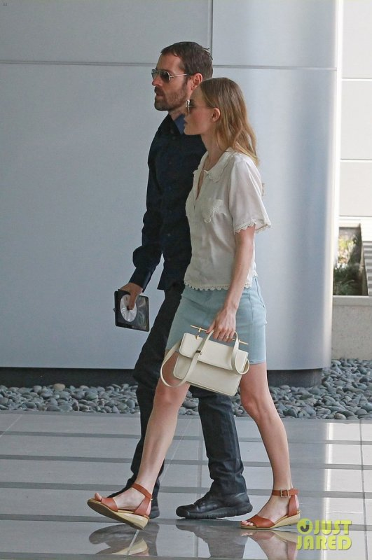 Kate Bosworth de sortie. Los Angeles