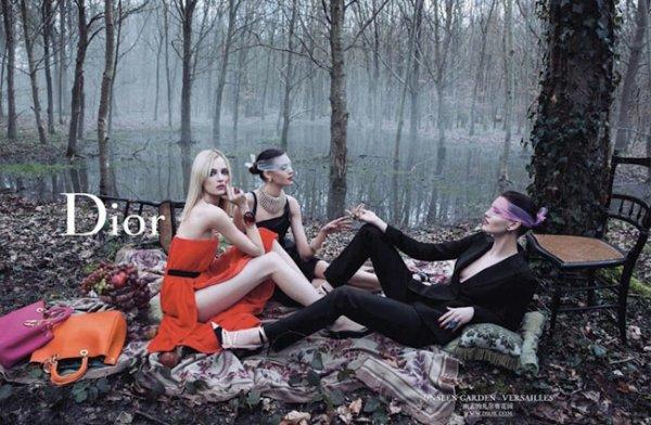 Dior  Secret Garden 2 - Versailles
