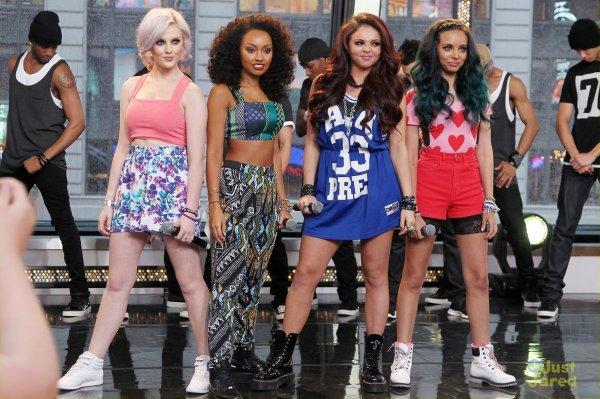 Les Little Mix à des évènements.