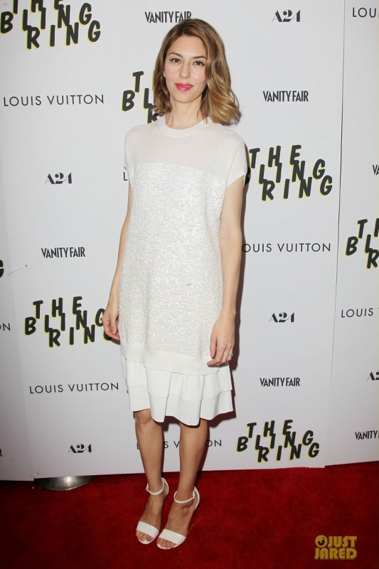 Sofia Coppola et Emma Watson à une projection de The Bling Ring. New York