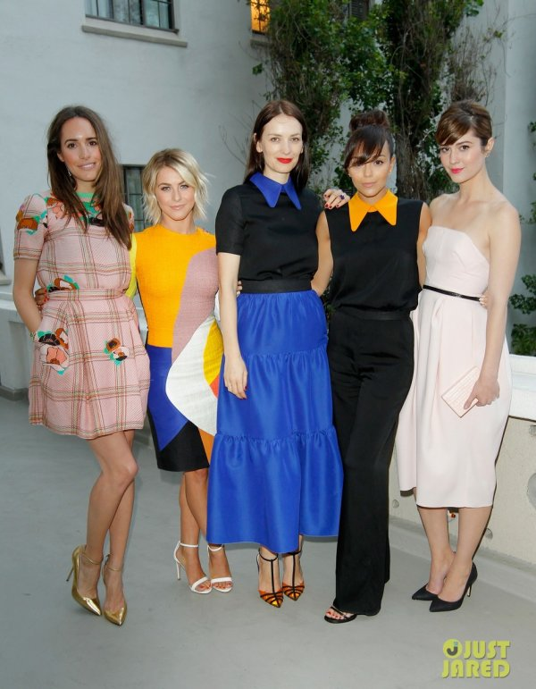 Roksanda Ilincic Resort 2014 Collection Cocktail Party Los Angeles