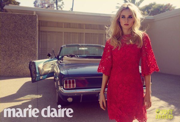 Diane Kruger fait du shopping. West Hollywood