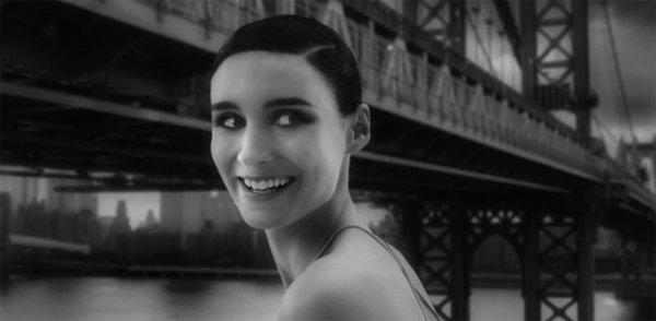 Rooney Mara pour Calvin Klein Downtown