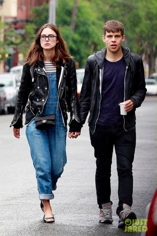 Keira Knightley de sortie avec son mari. Seattle