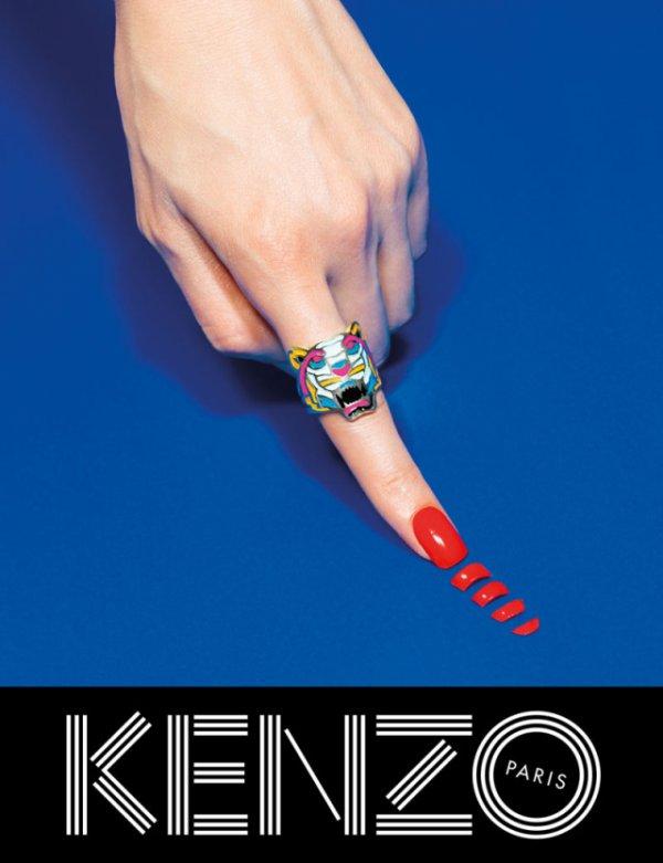 Kenzo  automne / hiver 2013-2014