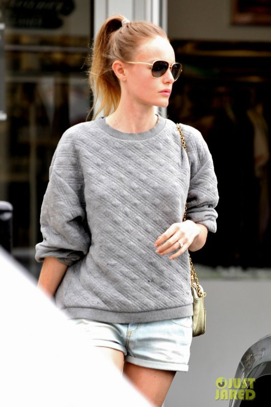 Kate Bosworth de sortie. Hollywood