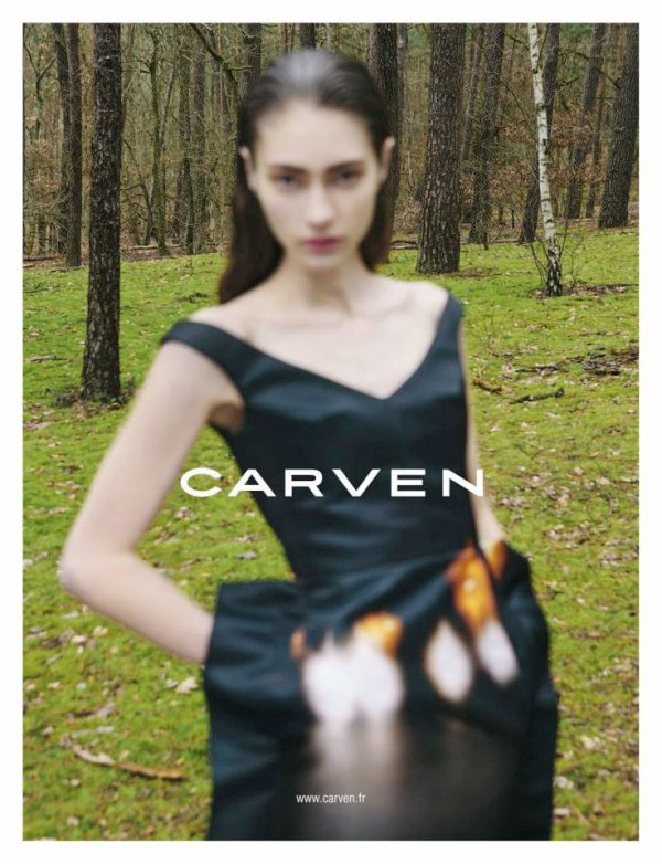 Carven  automne / hiver 2013-2014