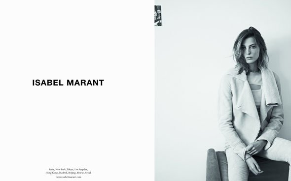 Isabel Marant  automne / hiver 2013-2014