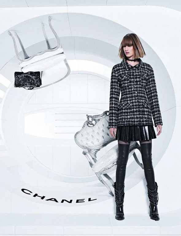 Chanel  automne / hiver 2013-2014