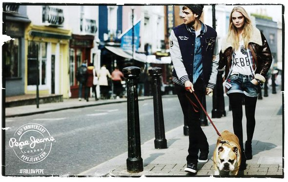 Pepe Jeans London  automne / hiver 2013-2014