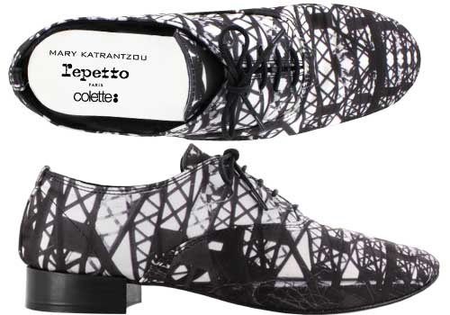 REPETTO X MARY KATRANTZOU