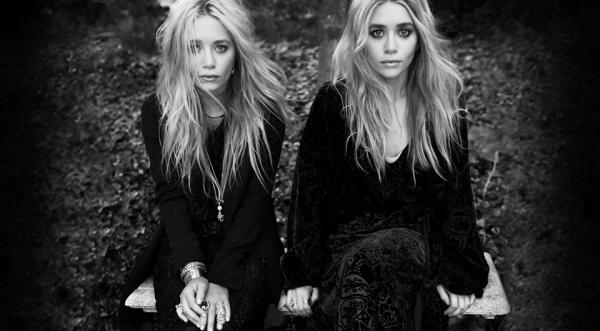 Les soeurs Olsen à un évènement. Oslo