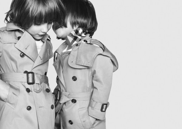 Burberry Kids automne / hiver 2013-2014