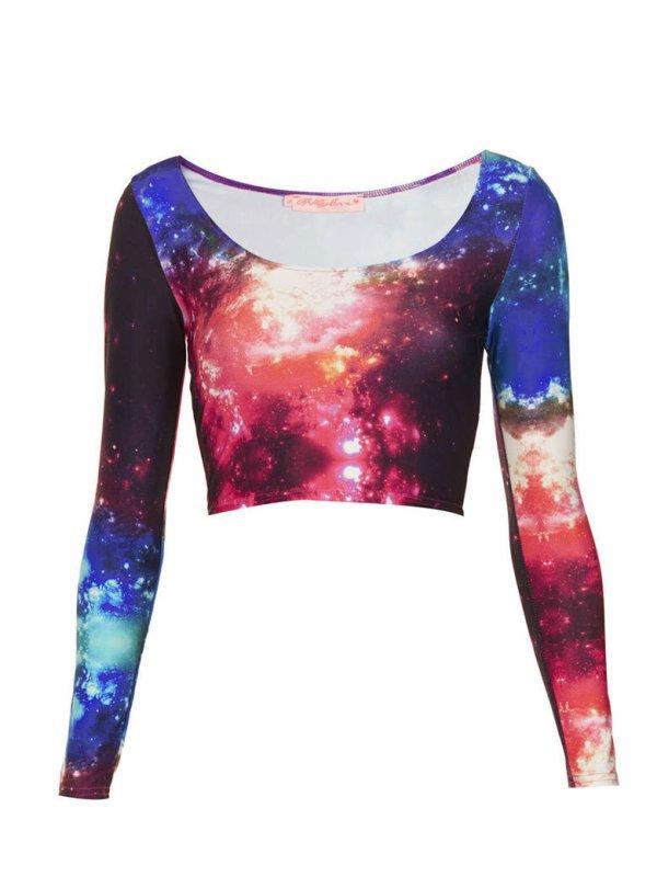 L'imprimé galaxie