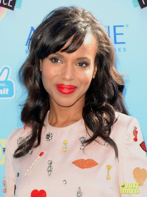Kerry Washington à un évènement. Teen Choice Awards 2013