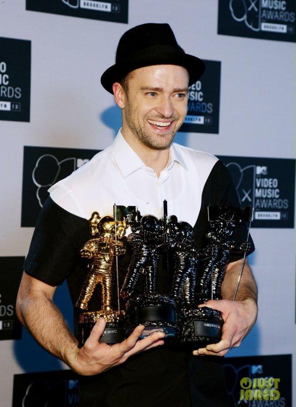 MTV Video Music Awards 2013 Red Carpet Le palmarès