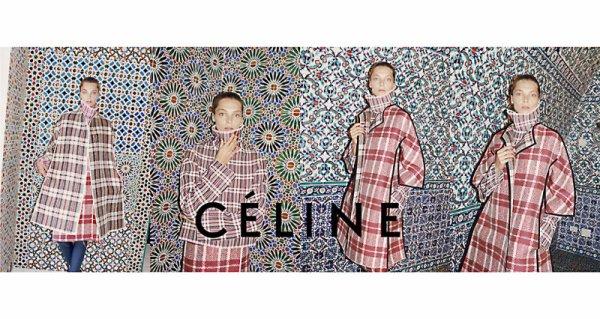 Céline  automne / hiver 2013-2014