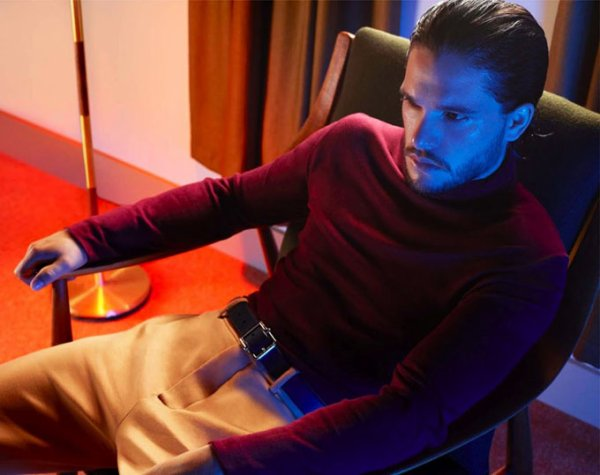 Kit Harington pose pour Wonderland.