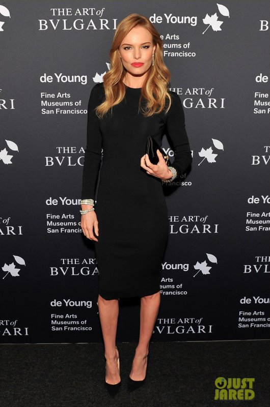 Kate Bosworth à un évènement Bulgari. San Francisco, Californie