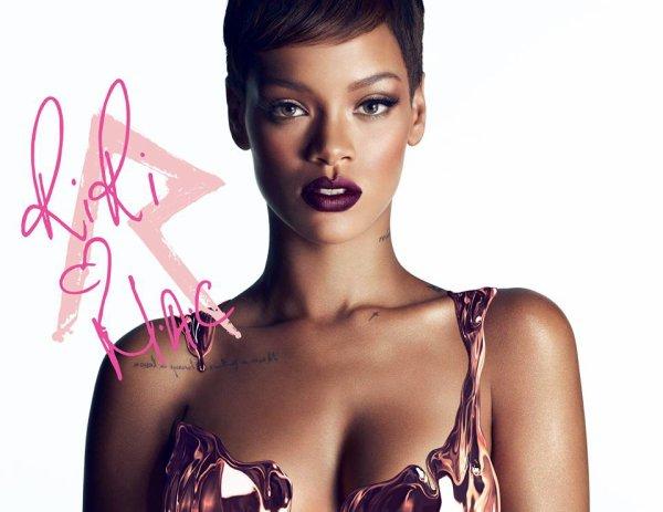 Rihanna x M.A.C