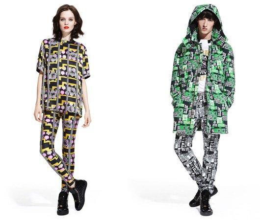 M.I.A x Versus Versace