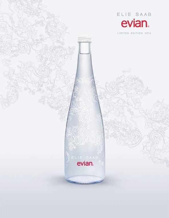 Elie Saab x Evian