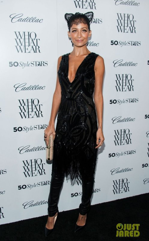 Who What Wear & Cadillac's 50 Most Fashionable Women Of 2013  West Hollywood, Californie