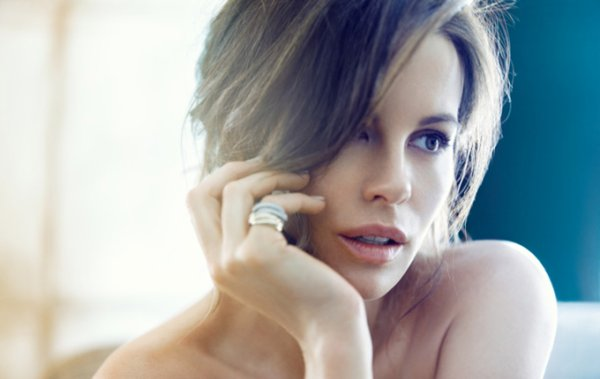 Kate Beckinsale pose pour California Style.