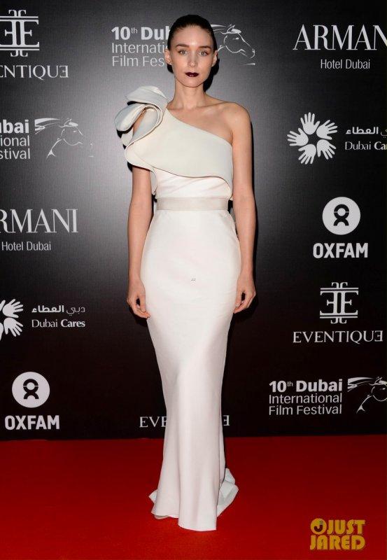 Rooney Mara à un évènement. Dubai