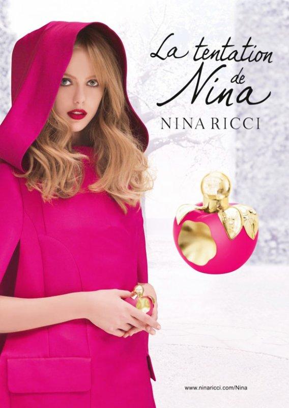 Nina Ricci x Ladurée