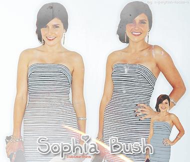 Sophia Bush Créa : x-peyton-lucas-x _________________________________________________________________ Catégorie : -Actrice- Déco : SublimeThem____________________________________________________________________Posté : Août 2oo9