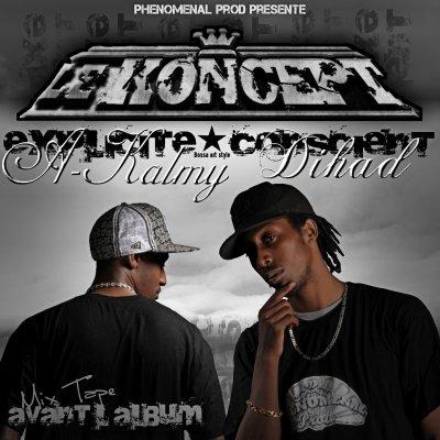 """Le KONCEPT - Mixtape """"Avant l'album"""" disponible en téléchargement gratuit !!!"""