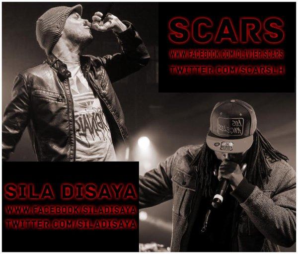 SILA DISAYA feat SCARS -  laisse passer les artistes (2014)