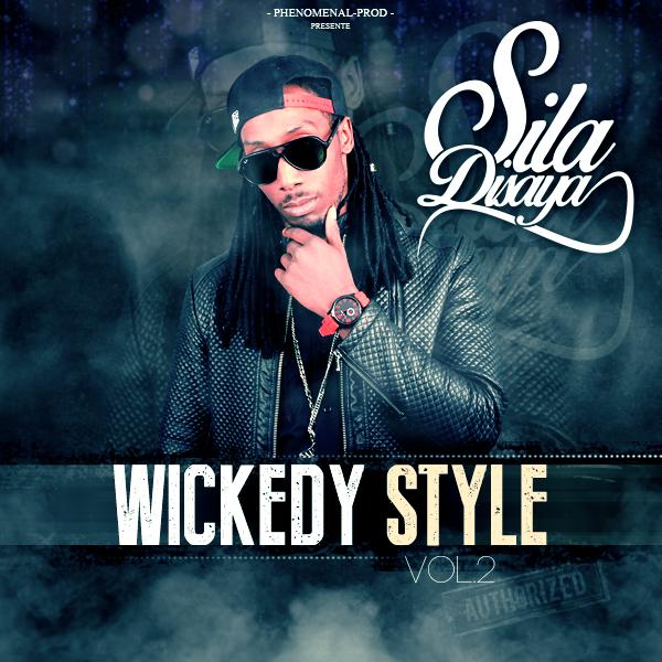 Wickedy style Vol.2 / an k rouvinn (wickedy style vol.2) (2015)