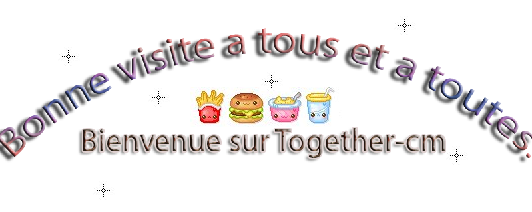 ★ TOGETHER-CM ★