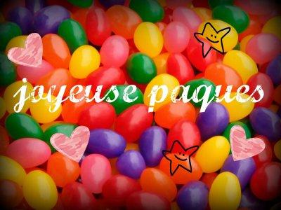 joyeuse paques pour mes amis !!!