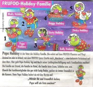 Onken - 2000 - Holiday Familie