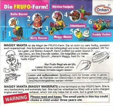 Onken - 1994 - Die Frufo Farm