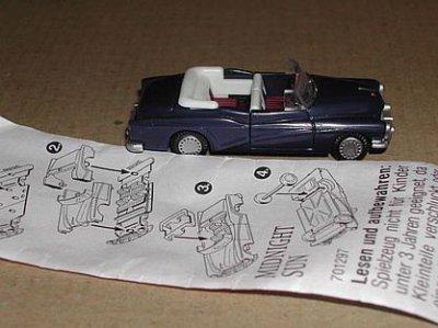 1996 - Amerik. Automobile der 50er - Midnight Sun mit BPZ