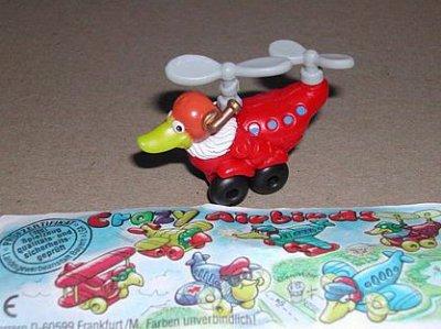 1996 - Crazy Airbirds - Hubert Schrauber mit BPZ
