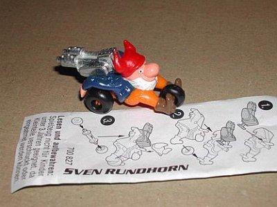 1996 - Dragster Racing - Sven Rundhorn mit BPZ