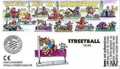 1995/ 1996 - Street Life in Mainhattan - Streetball