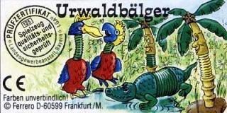 1994 - Urwaldbälger