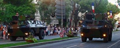 défilé du 13 juillet 2011 à draguignan