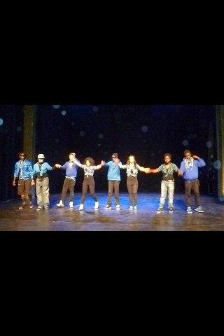 show DANCE!