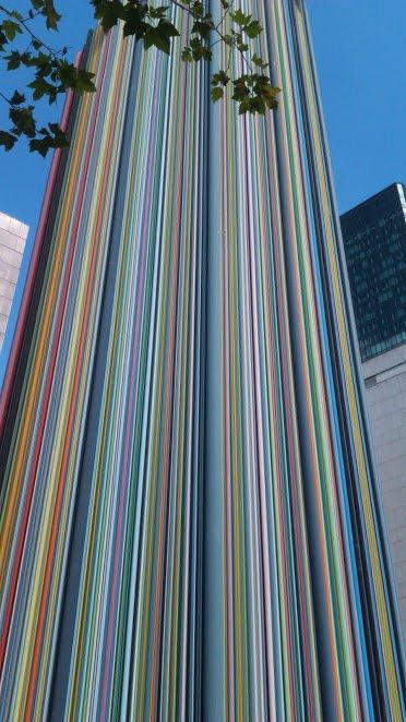 La Défense , Paris.